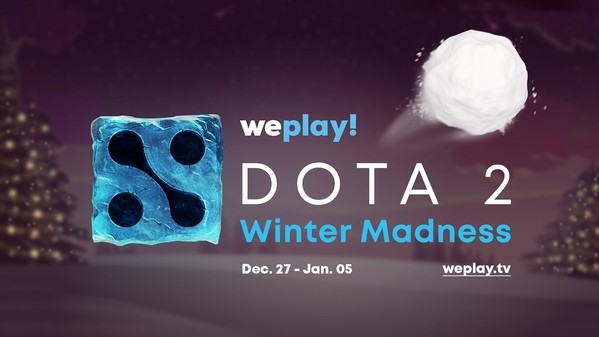 WePlay offer a little Winter Madness
