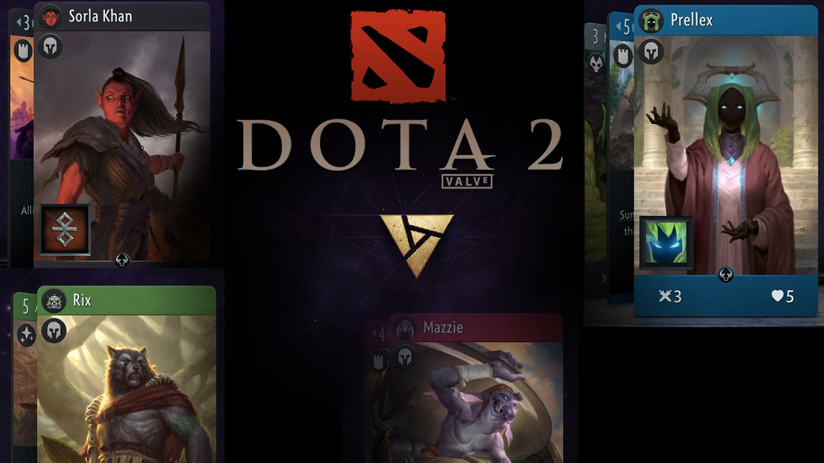 4 Artifact heroes that would fit perfectly into Dota 2