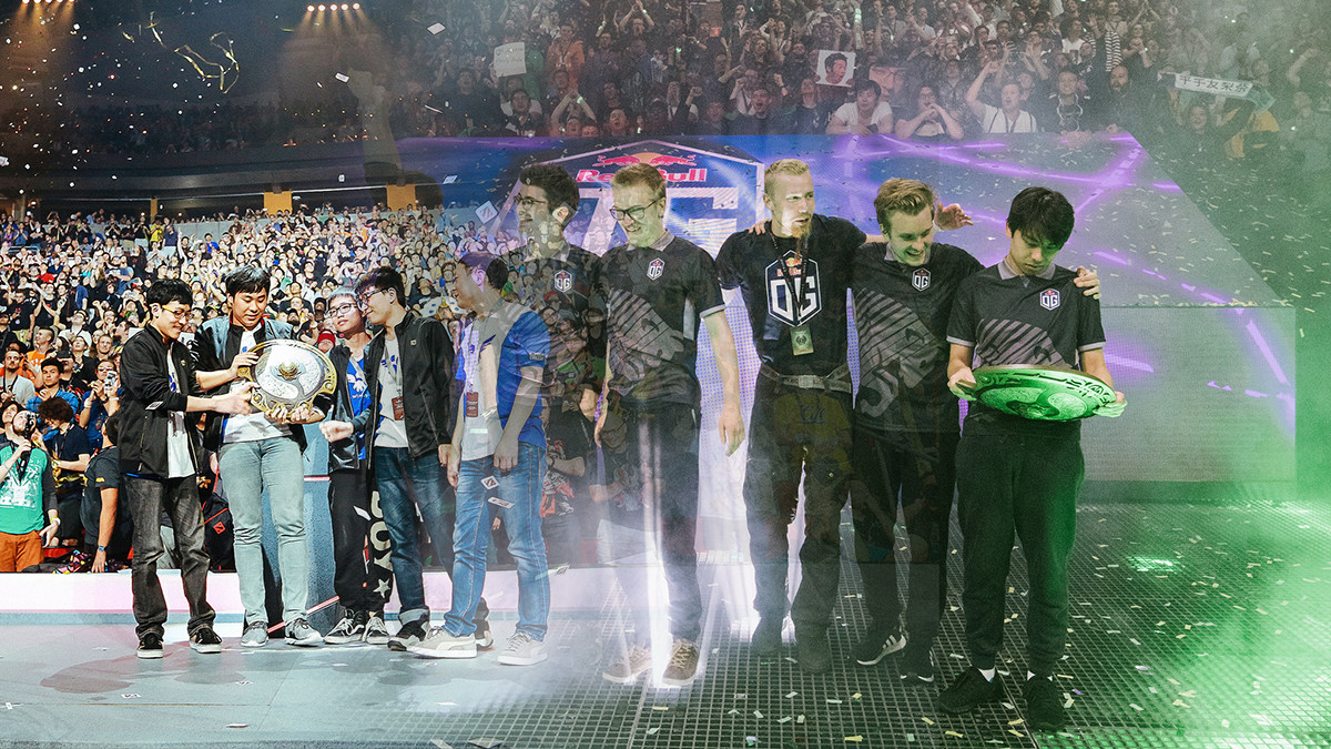 Different TI winners try to beat the curse in Bucharest