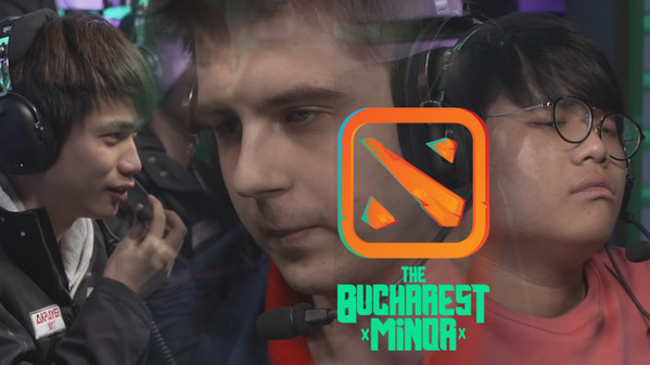 MVP vote: who was the best player at The Bucharest Minor?