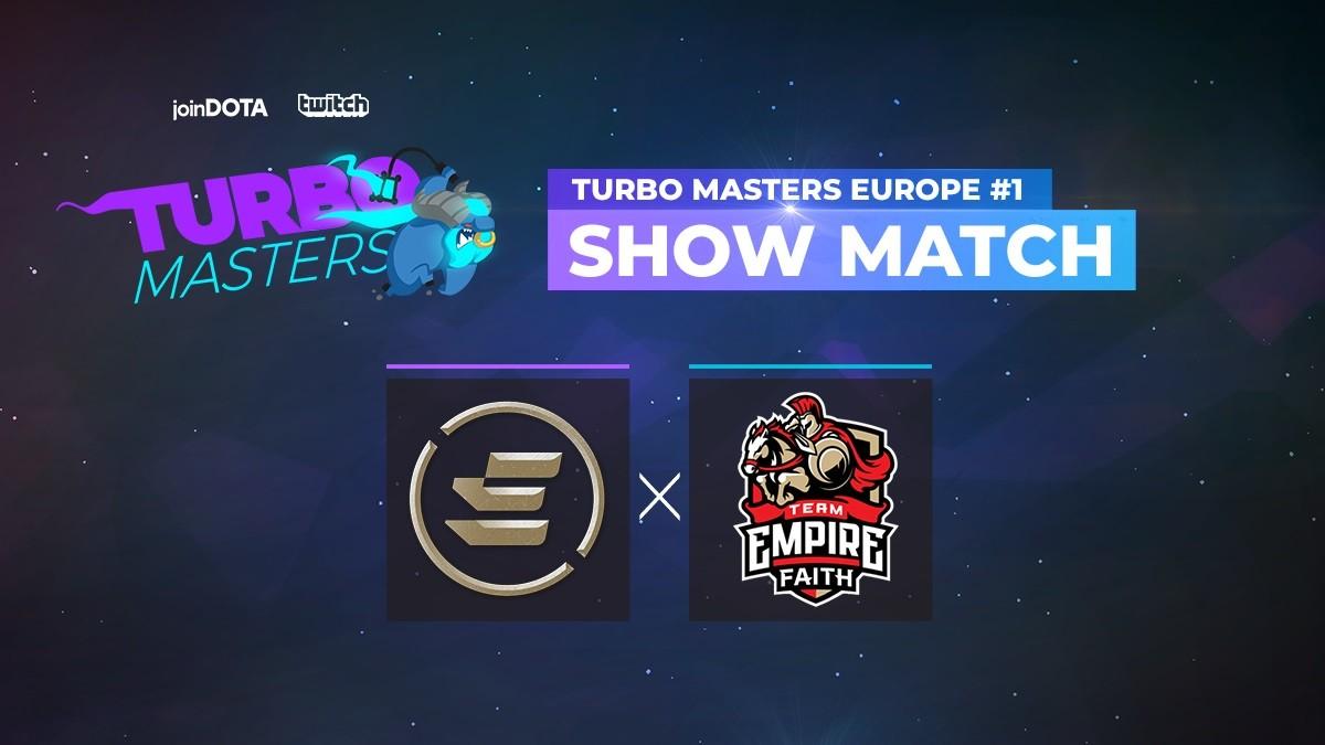 joinDOTA Turbo Masters — Empire Faith fight for glory against EPG
