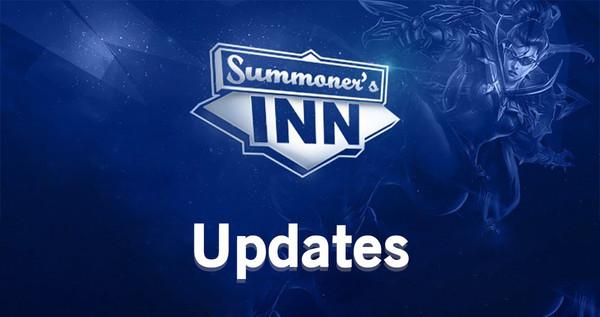 Summoner's Inn: Änderungen und Updates #5