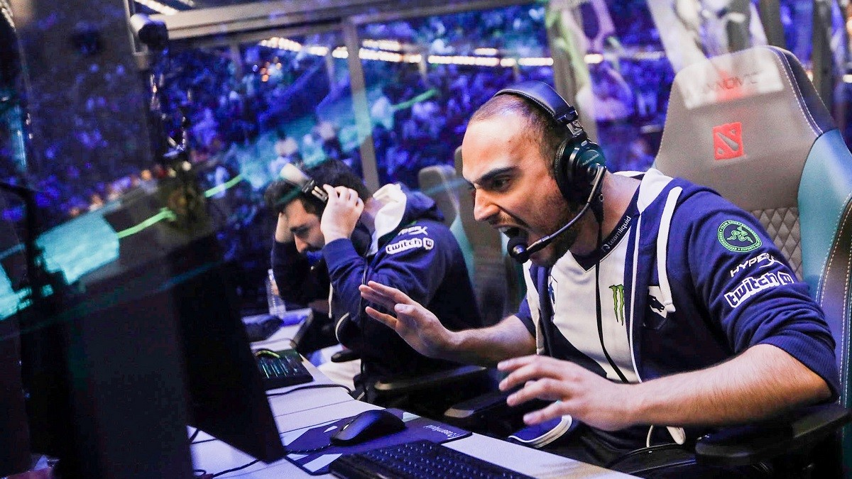 Even without Miracle- - Liquid wins Group C easily