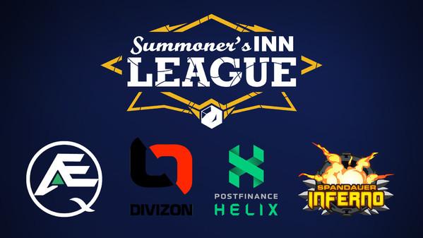 SINN League: 4er-Kampf im Div 1 Qualifier