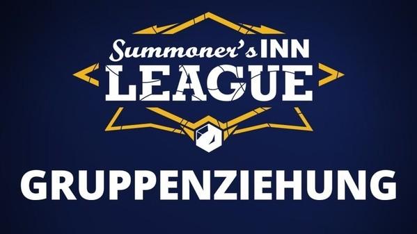 SINN League: Die Gruppen für Division 1 stehen!