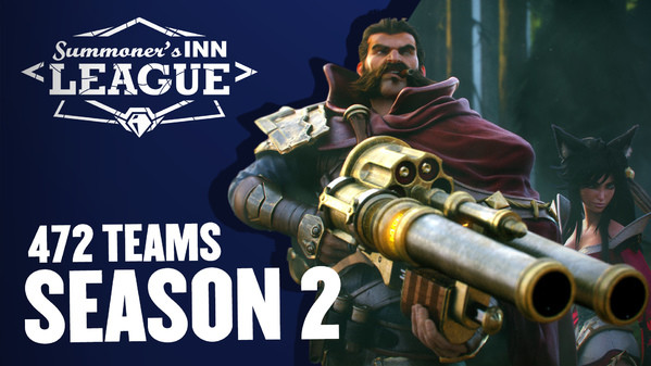 Die SINN League startet mit 472 Teams in Season 2!