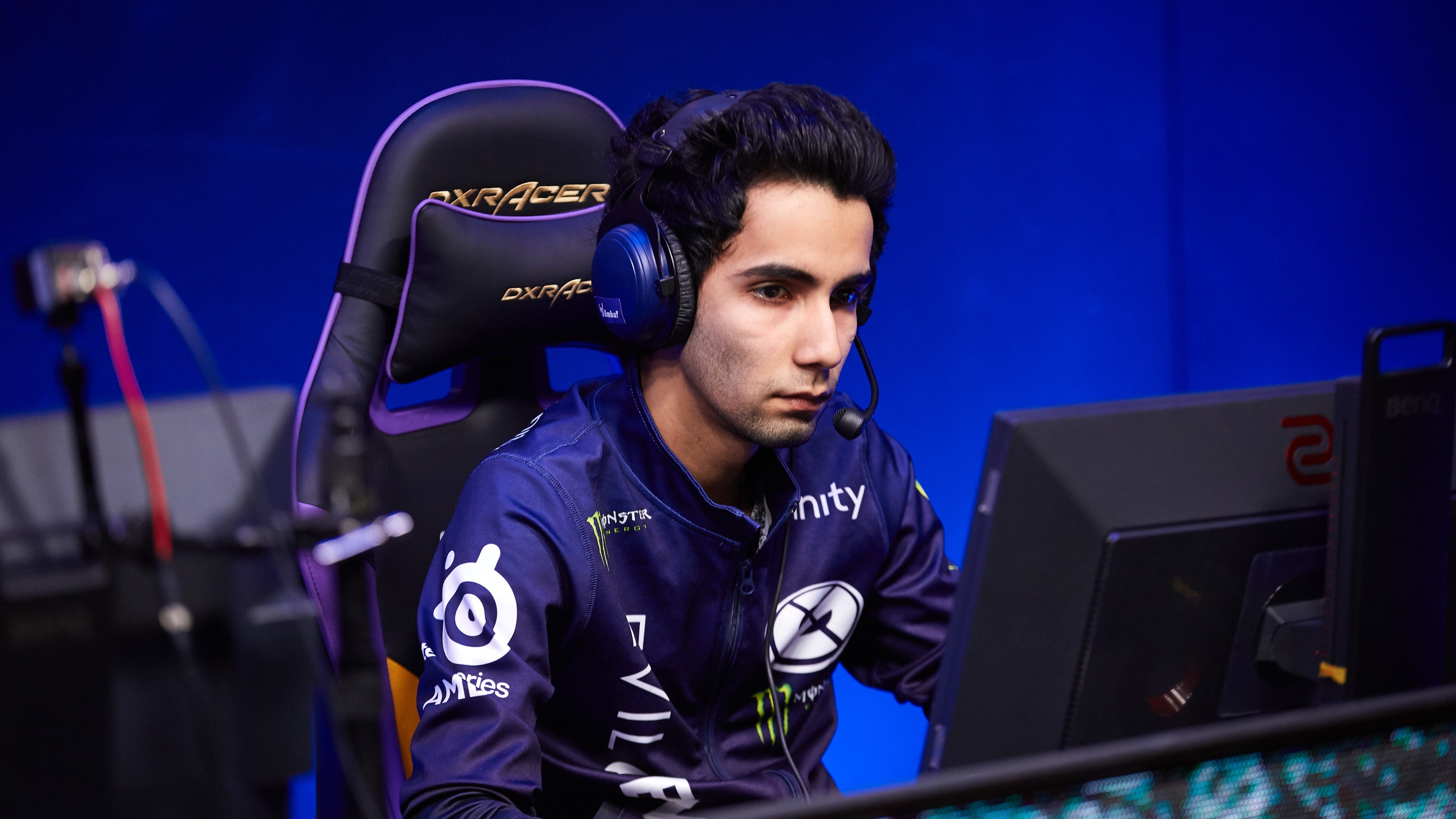 EG without mid lane star SumaiL – CCnC will replace him in Macau