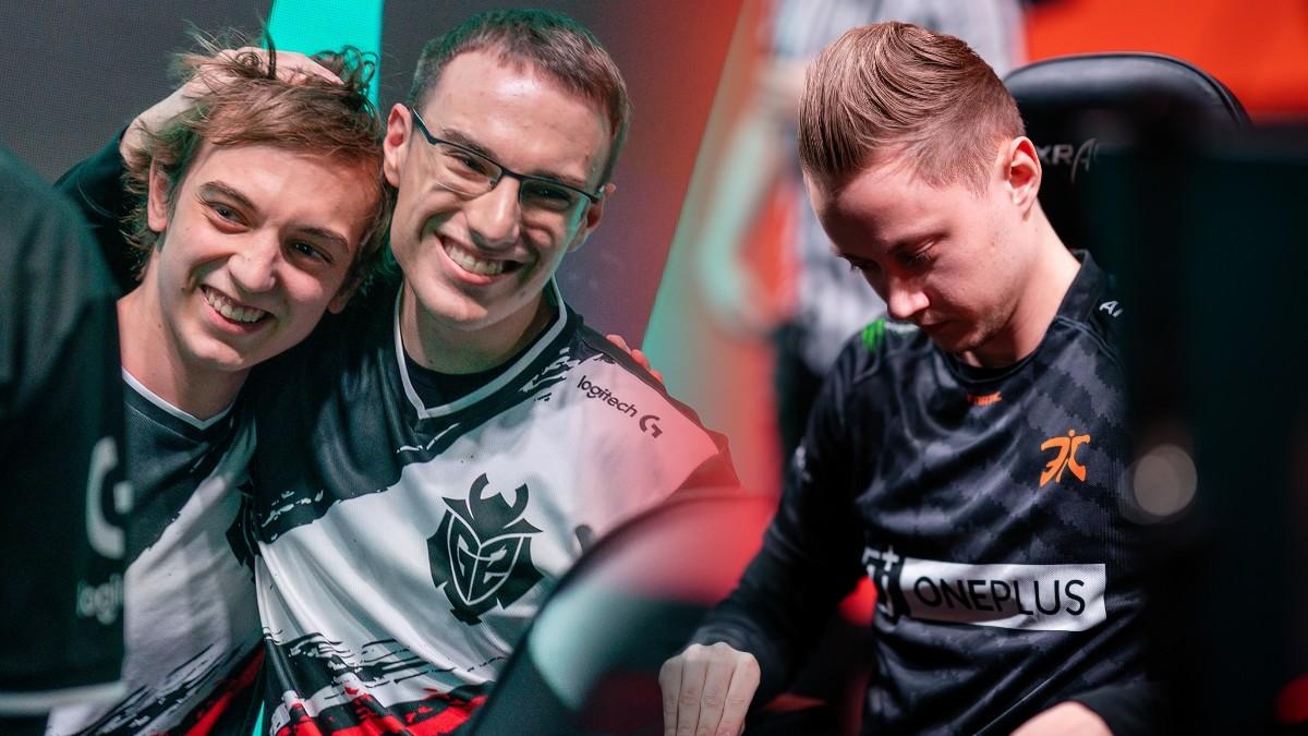 G2 blamiert Fnatic: Kürzestes EU-Match aller Zeiten