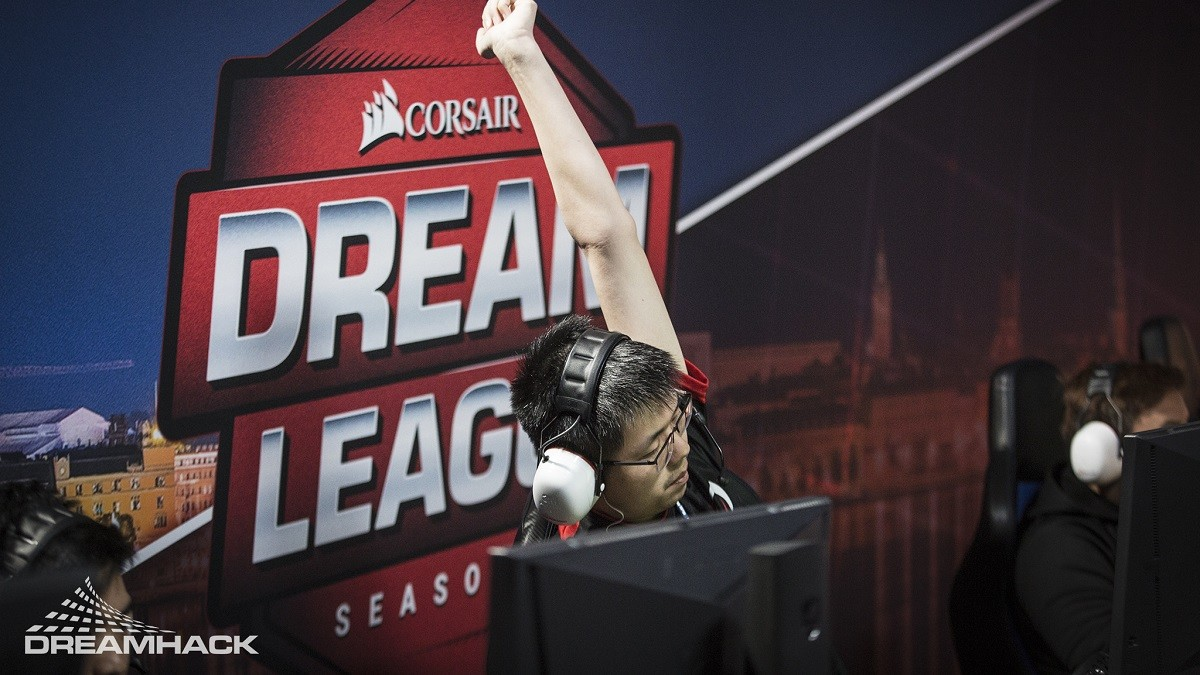 EE wins in North America - four Minor participants are set