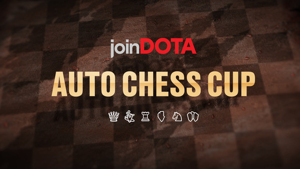 Are you the Auto Chess King? Compete in the joinDOTA Auto Chess Cup!