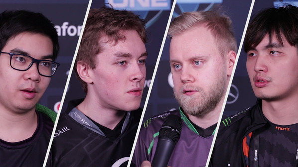 Pro players react to the MDL drama
