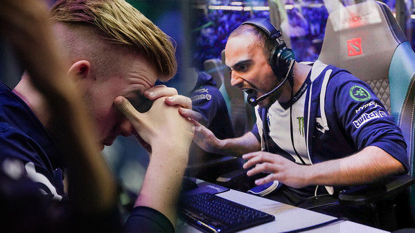 EG beat the curse, but Liquid win their first LAN tournament this year