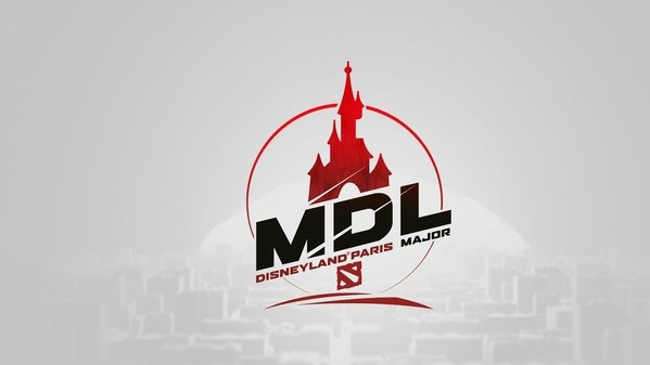 MDL confirms the Disneyland Paris Major!