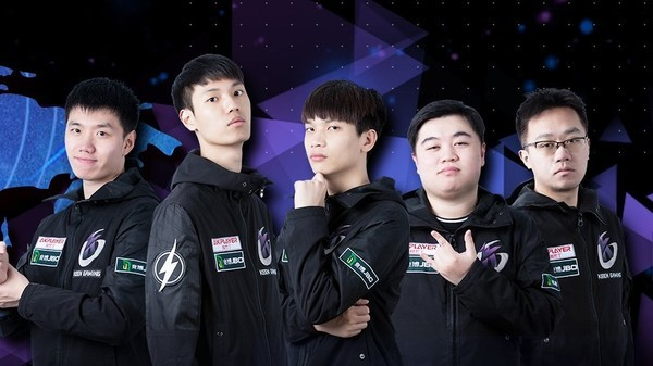 Keen Gaming advances to Playoffs with best record at WESG