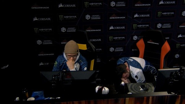 Liquid get crushed at the Major - they're out on Day One