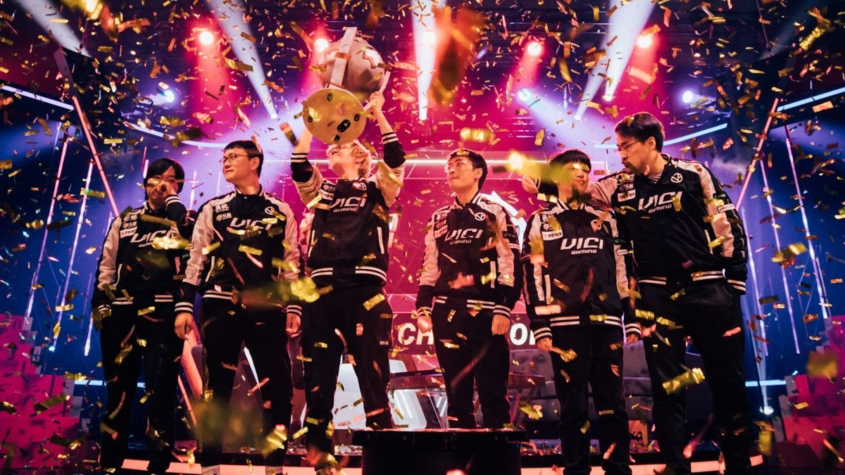 Image result for Vici Gaming champions