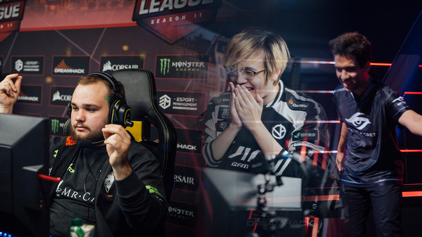 MVP vote: who was the best player at the DreamLeague Major?