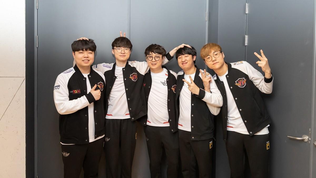 Zu abgezockt für KING-ZONE: SK Telecom T1 steht im LCK-Finale