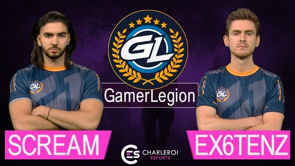 Charleroi Esports : Interview ScreaM & Ex6TenZ (GamerLegion)
