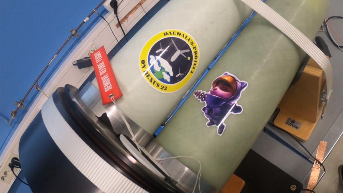 Weltraumprojekt: Studenten schießen Teemo-Rakete hoch