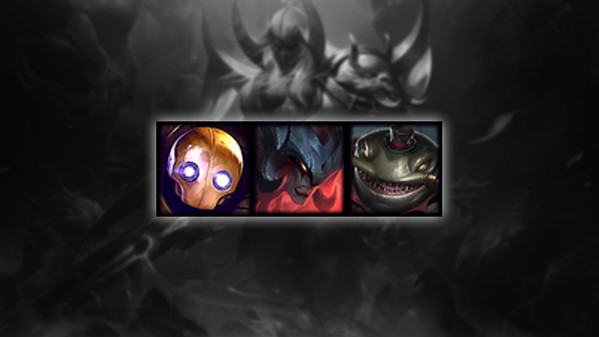 Patch 9.9: Aatrox-, Tahm Kench- und Blitzcrank-Rework