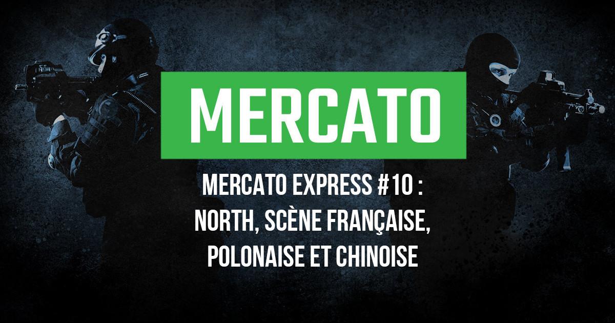 Mercato Express #10 : North, scène française, polonaise et chinoise