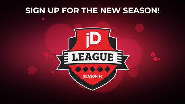 joinDOTA League Season 16 has arrived!