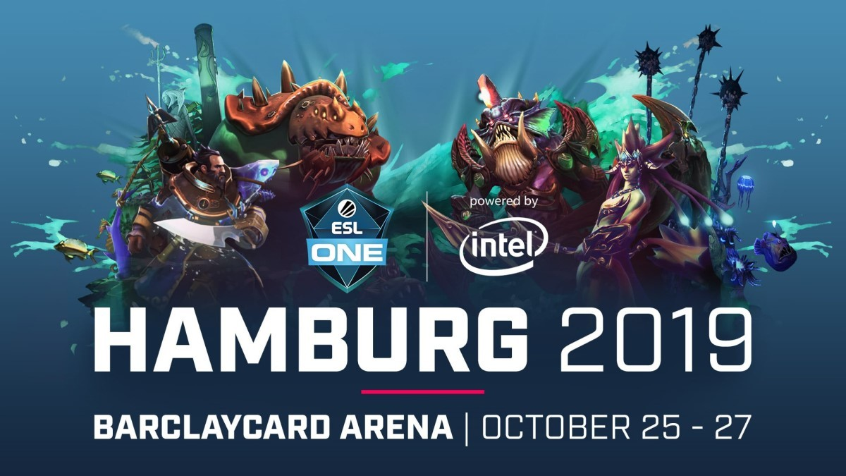 ESL One returns to Hamburg for the third straight year