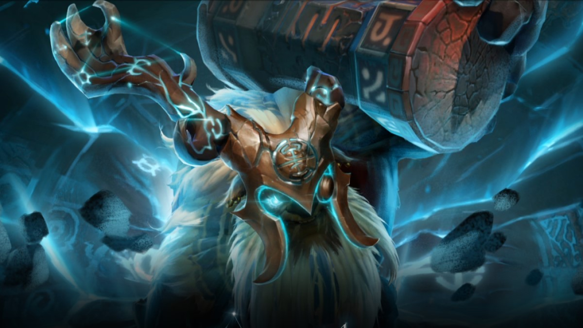 Earthshaker's Planetfall Arcana comes with a combo counter!