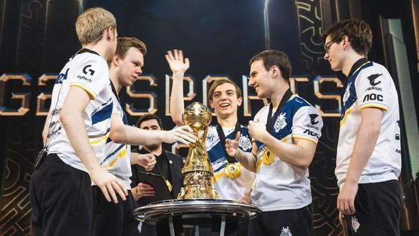 MSI-Rückblick: Wie G2 Esports Europa begeisterte