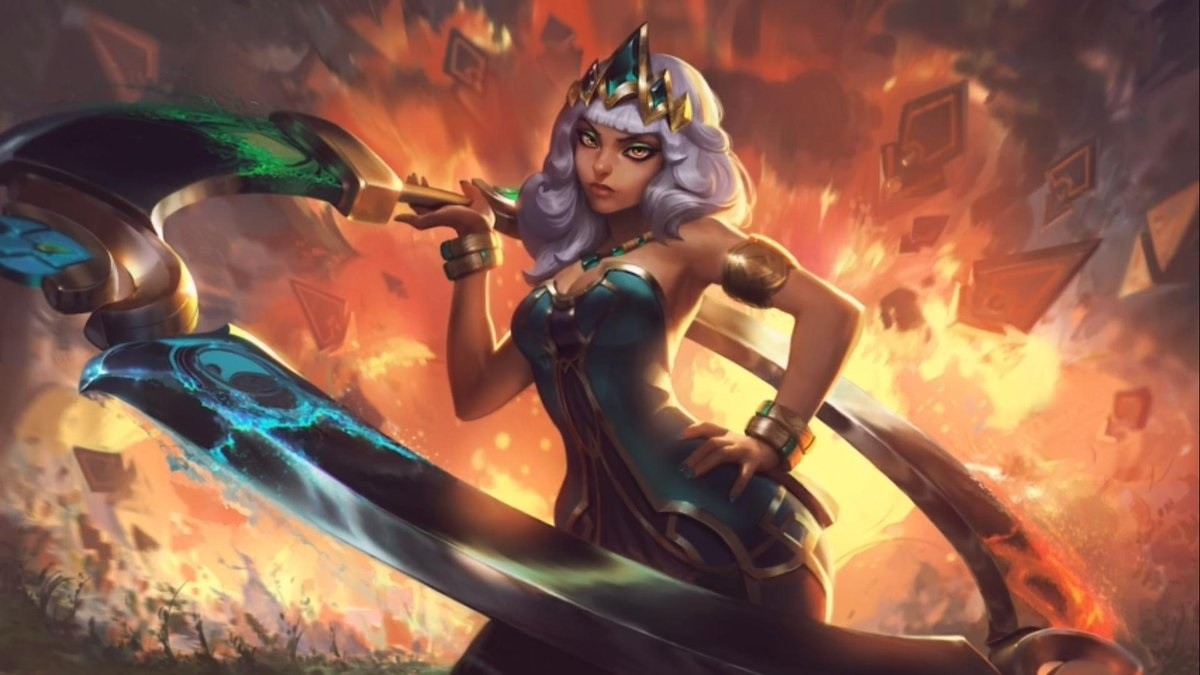 Qiyana, Empress of the Elements: Das sind ihre Skills