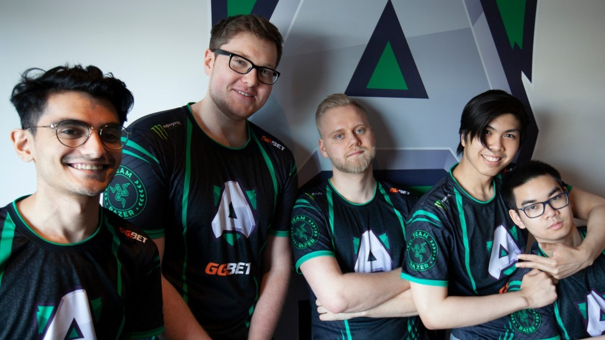 Can Alliance win their first LAN in Kyiv?