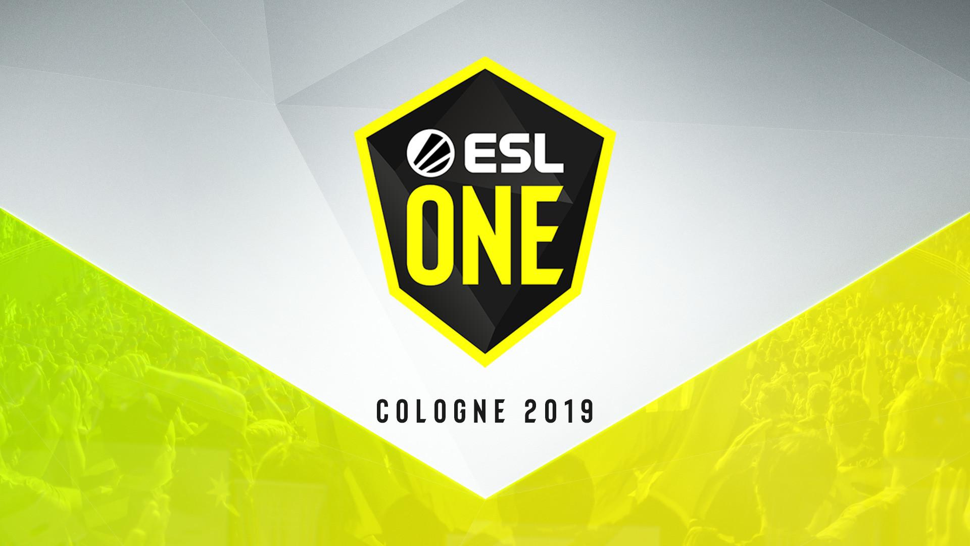 ESL One Cologne 2019 : La preview