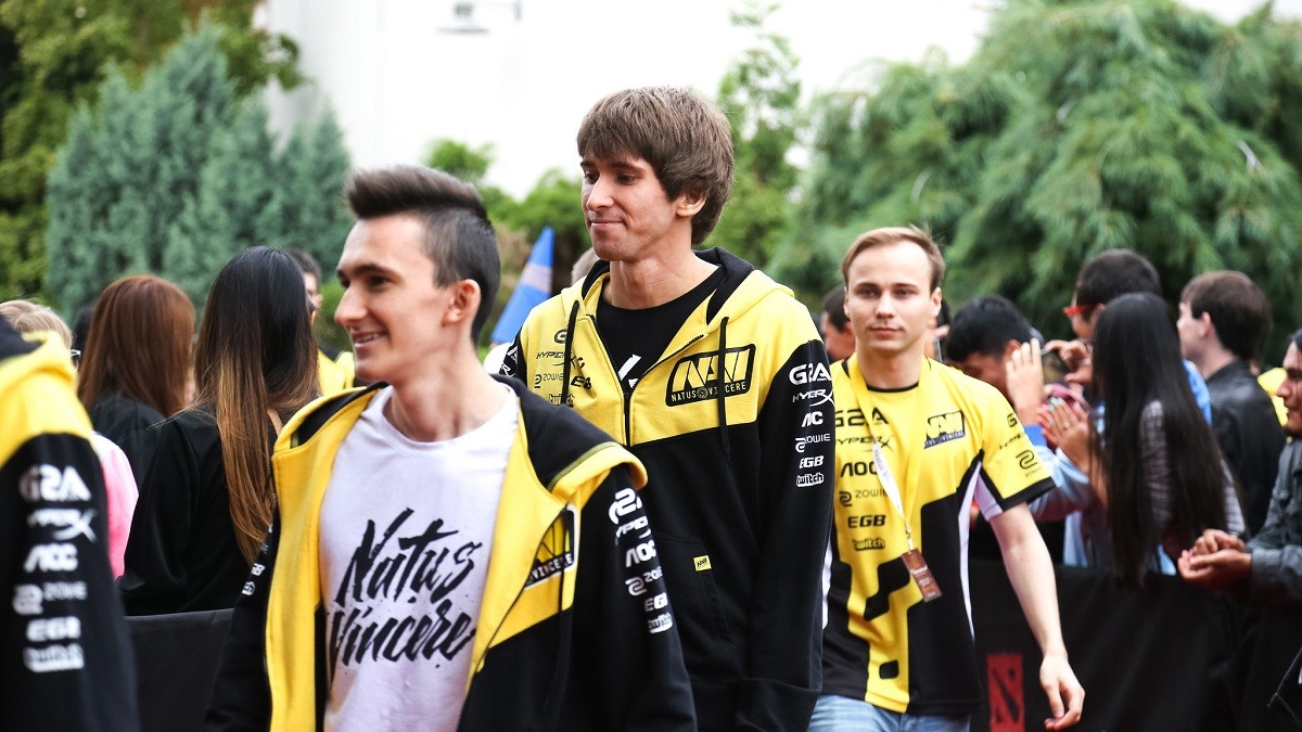 Dendi is back for the TI Qualifier!