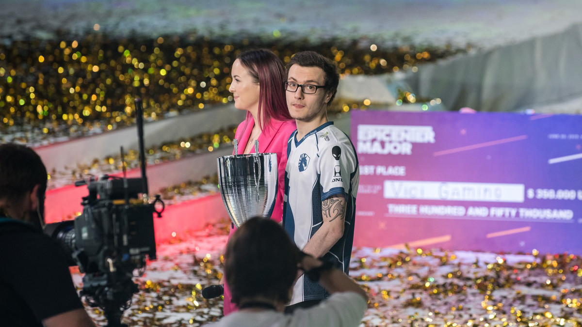 Miracle- is your EPICENTER Major MVP!