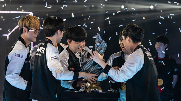 SKT und Co. dominant: LCK-Teams entthronen China