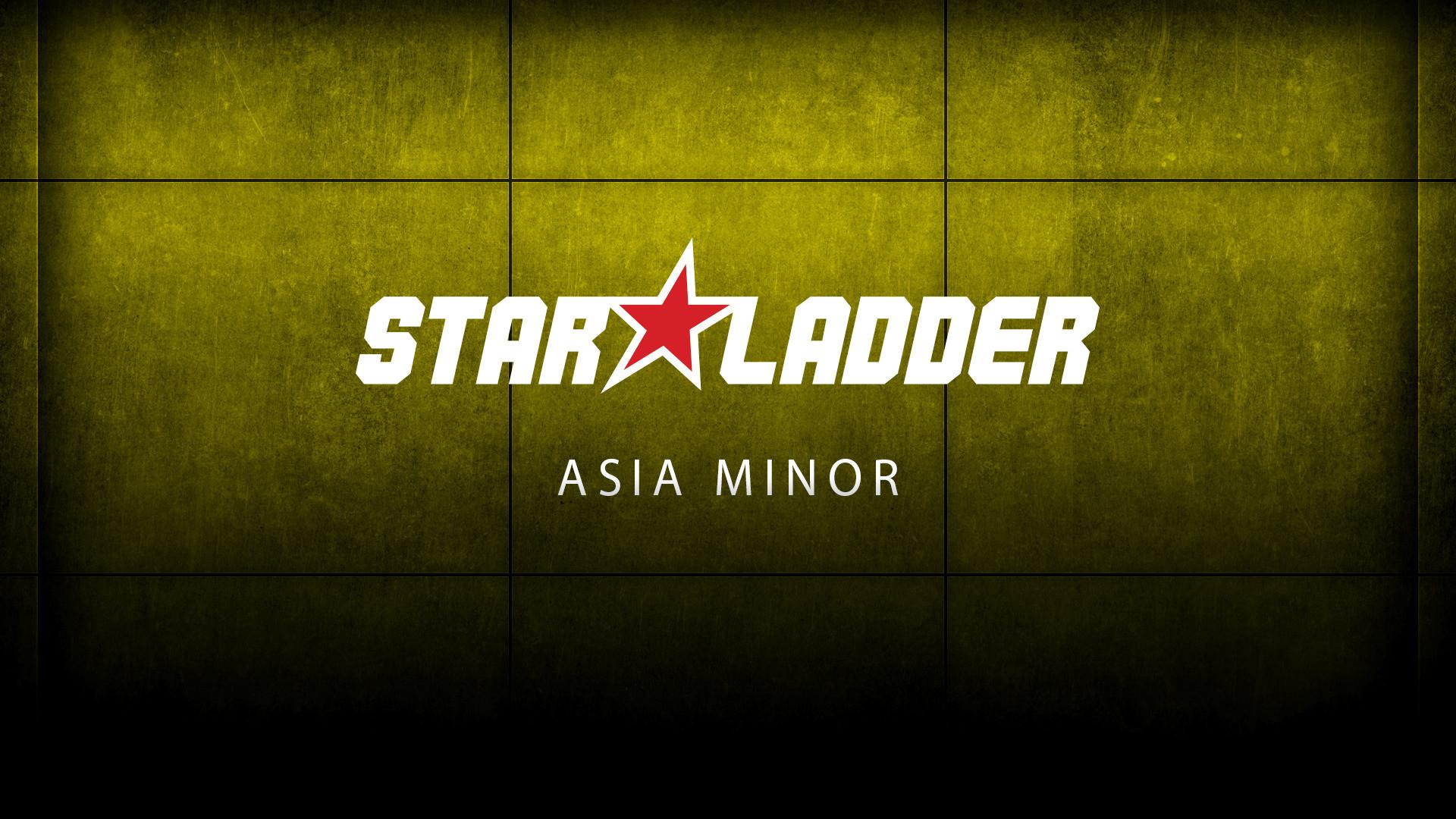 Starladder Minor Asia : La preview