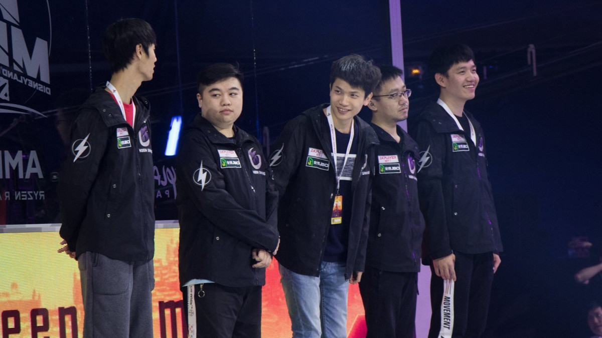 Keen for a TI title: the DPC's 12th team history