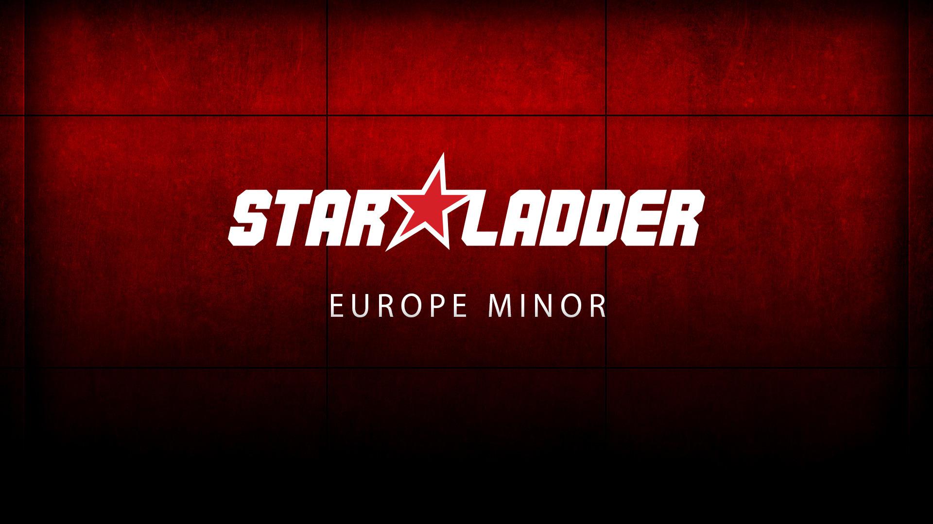 Starladder Minor Europe : La preview