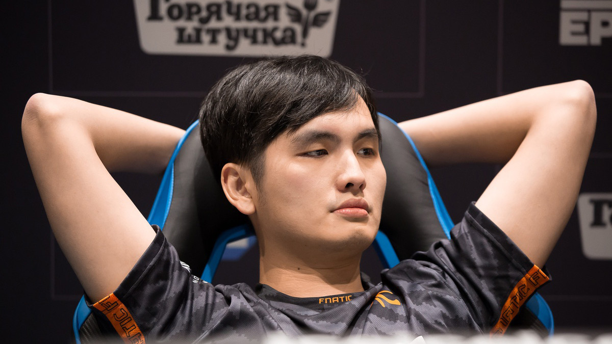Fnatic's journey to TI: Best at second best