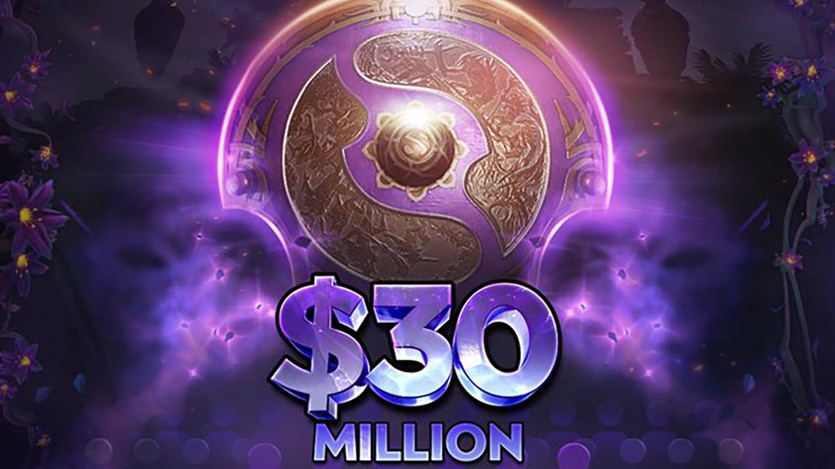 We did it! TI prize pool surpasses $30 million mark