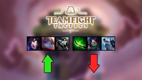 Assassin- & Volibear-Nerfs, Buffs für Sorcs & Wild: TFT-Patch 9.14b