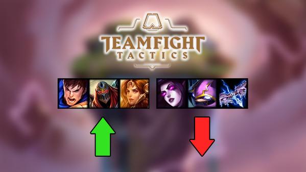 TFT-Patch: Demon-Nerfs sowie Buffs für Nobles und Knights