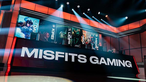 Misfits Gaming mit neuem Support in der LEC