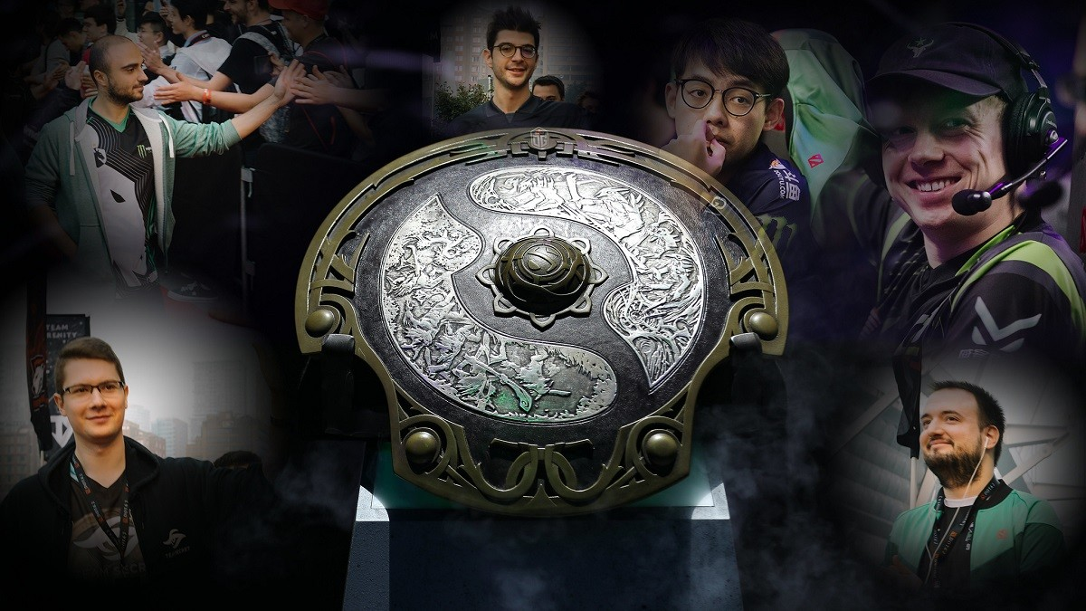 The International 2019 Power Ranking - who will lift the Aegis?