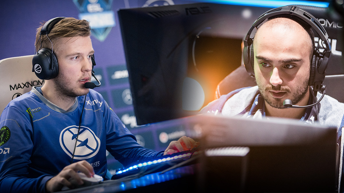 Liquid & EG: favourites stumble in first round
