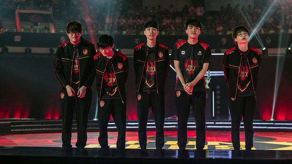 """LPL: """"Chinesisches G2"""" wird erneut Erster der regulären Saison"""