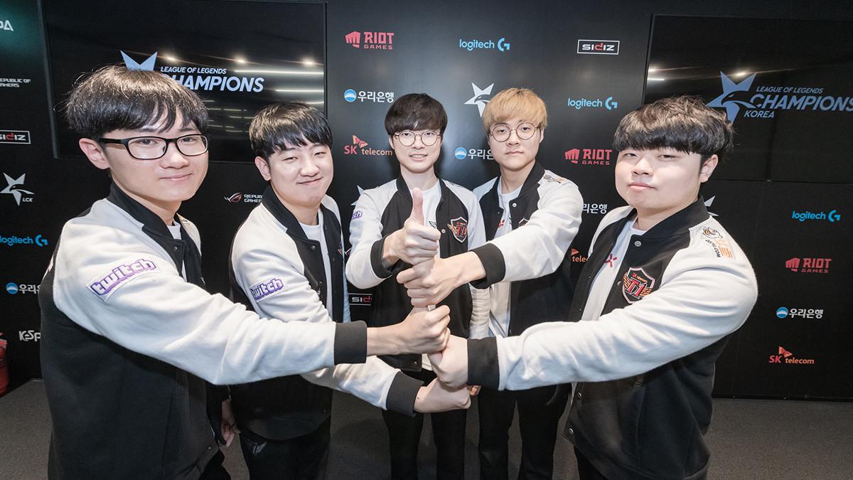 LCK-Playoffs: SK Telecom T1 nimmt erste Hürde