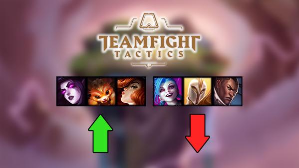 Matchmaking-Anpassung & Buffs für Gnar in TFT Patch 9.16b