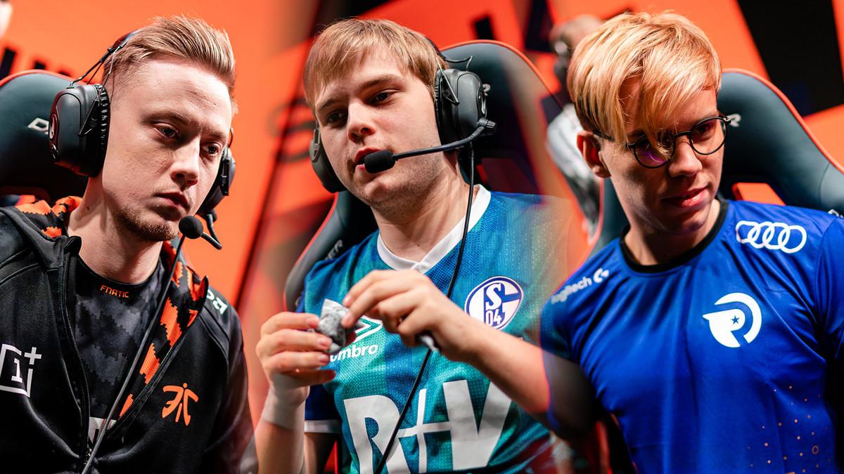 So qualifizieren sich die LEC-Teams für die Season 9 World Championship